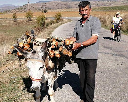 Il meglio dell'Albania in bicicletta