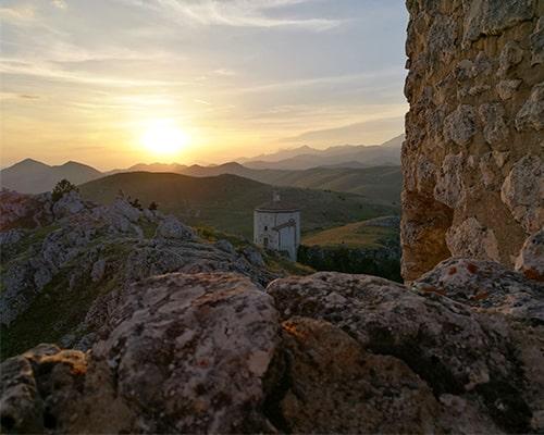 Abruzzo- Rocca Calascio